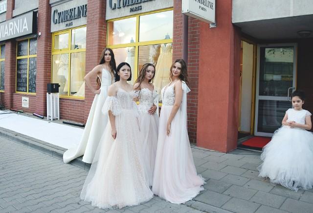Cóż to był za wieczór! Pokaz mody ślubnej 2021 w Białymstoku