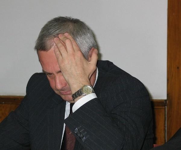 Radni nie udzielili absolutorium prezydentowi Przemyśla Robertowi Chomie.