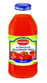 Nasze Dobre Świętokrzyskie 2012: Sok ze świeżych pomidorów 100 procent