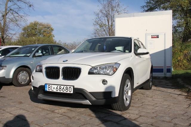 BMW X1, rok 2013, 2,0 diesel, cena 45 500 zł
