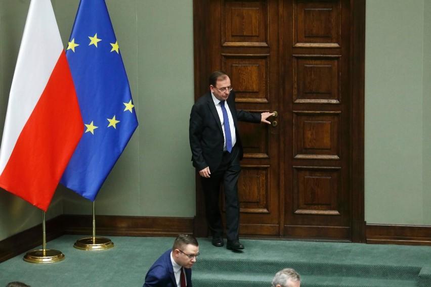 Szef MSWiA Mariusz Kamiński zapowiada zaostrzenie kar za...