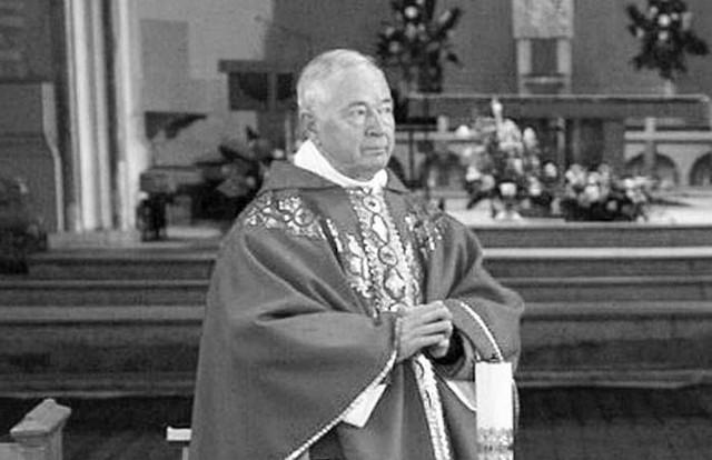 Ks. kan. Tadeusz Gawroński (1930-2020)