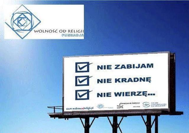 Sąd Rejonowy Lublin-Wschód odmówił uznania Fundacji Wolność od Religii za organizację pożytku publicznego.