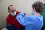 Pierwszy lubelski Punkt Szczepień Masowych otworzono w Kraśniku. Mieszkańcy mogą już zaszczepić się przeciw COVID-19. Zobacz zdjęcia