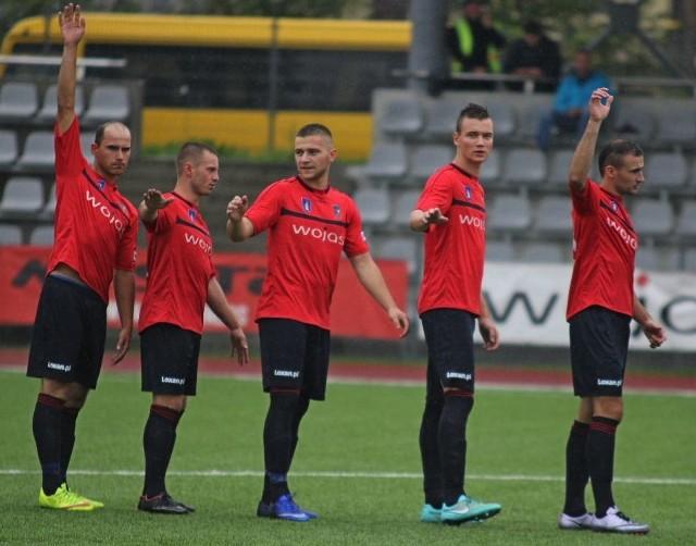 Piłkarze Podhala ostatnio zasygnalizowali zwyżkę formy