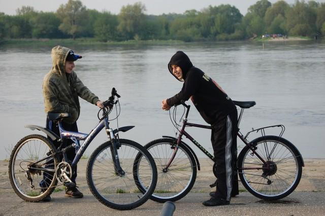 Solec to gmina przyjazna rowerzystom