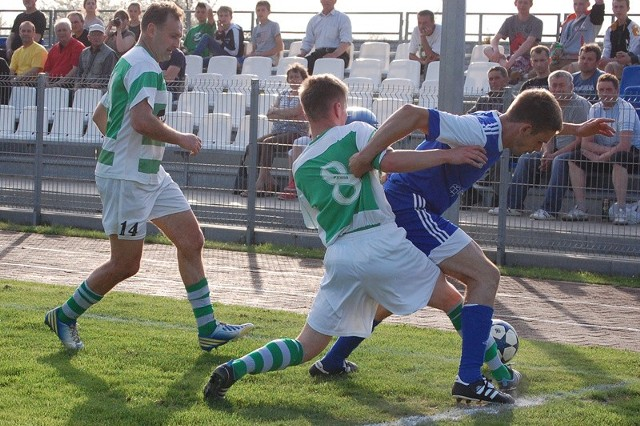 Sokół na swoim boisku pokonał Cosmos 2-0.