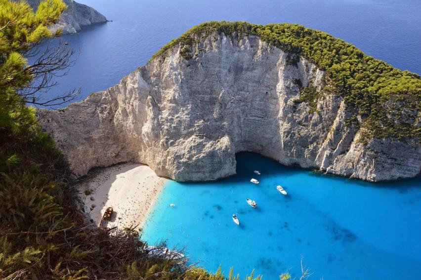 Numer 2 to Grecja - 20 proc. rezerwacji. Zdj. Pixabay