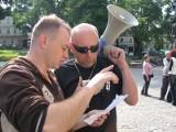 Rekonstruktorzy z Przemyśla. Na ich widowiska przychodzi po kilka tys. osób