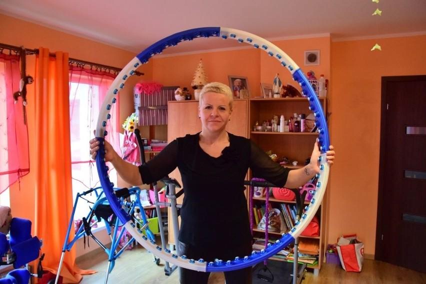 - Bez ćwiczeń nie zasnę - zapewnia Katarzyna Kołodziejska.
