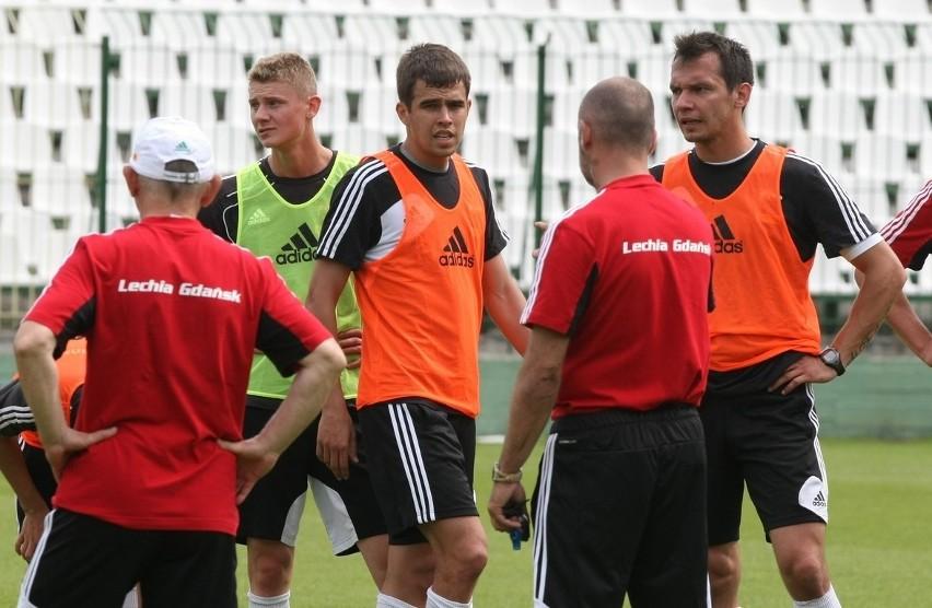Radosław Jasiński ostatnie dwa sezony spędził we Flocie Świnoujście. Wcześniej grał m.in. w zespole Lecha Poznań (Młoda Ekstraklasa)