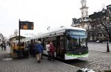 Ekologiczne autobusy do walki ze smogiem