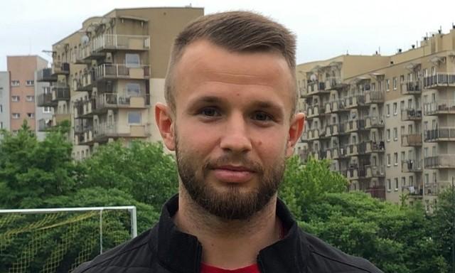 Mateusz Gamrot powrócił do Wieczystej Kraków po wielu latach