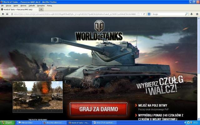 World of Tanks: Bitwa pancerna w Tychach [TRANSMISJA LIVE, ON LINE, WoT]