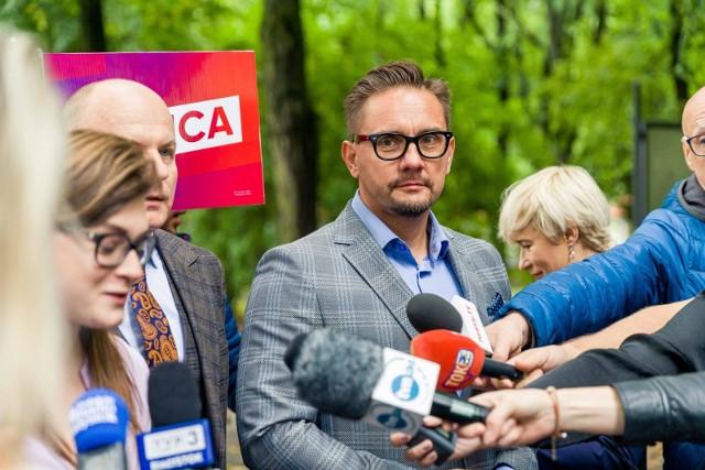 Paweł Krutul, zdobył poselski mandat w województwie podlaskim z listy SLD. Pojawił się protest wyborczy, który chce unieważnienia głosów oddanych na kandydatów Sojuszu.