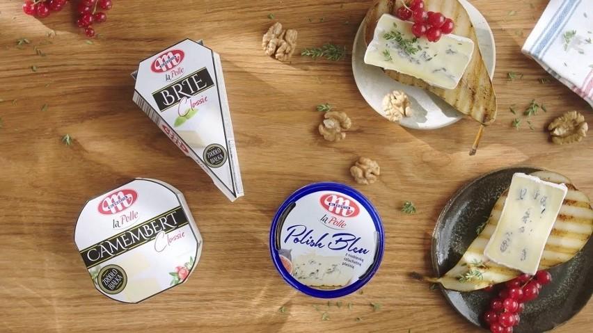 Mlekovita liderem w produkcji serów miękkich w Polsce - 42 tysiące ton rocznie (zdjęcia)