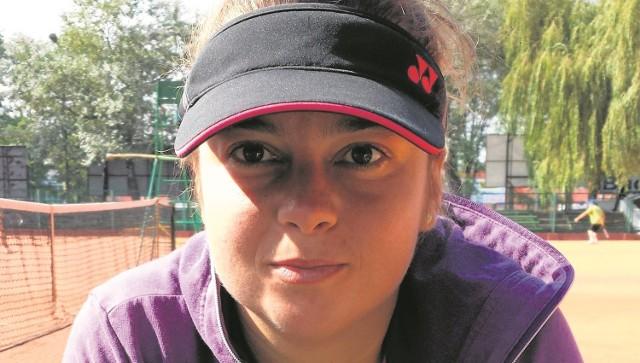 Eliza Pytel  ze Starachowic z dobrej strony pokazała się na dwóch ostatnich turniejach tenisowych, które odbyły się  w Kielcach.