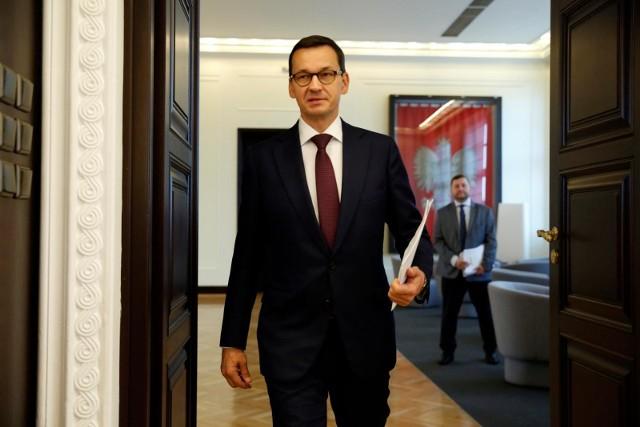 To pierwsza wizyta Morawieckiego w Łodzi od czasu powołania go na prezesa Rady Ministrów.