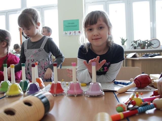 Dzieci odkrywają talenty.