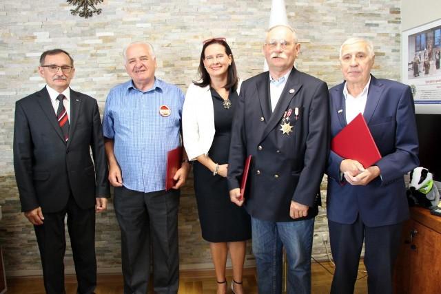 Gośćmi Violetty Porowskiej byli: Ryszard Sigieńczuk, Bogusław Bardzo i Paweł Bąk.