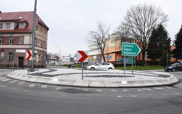Drogowa rewolucja obejmie ścisłe centrum Szprotawy