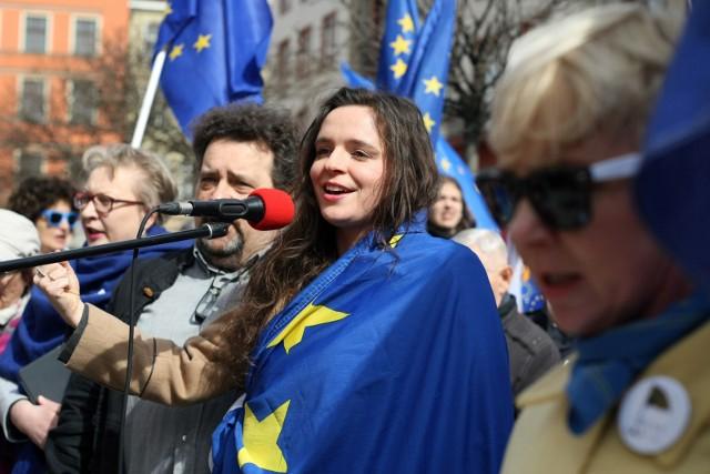 Klaudia Jachira odniosła sukces w wyborach i dostanie się do Sejmu z list KO.