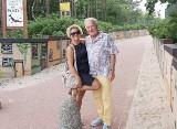 Para z Sanatorium Miłości na wakacjach w Darłówku. Aktywne wakacje Iwony i Gerarda z Sanatorium Miłości 15.10.2021