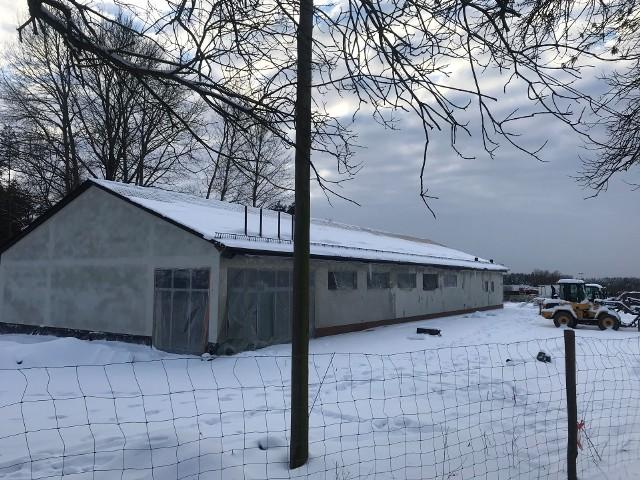 Sklep Dino w Ogrodzieńcu już powstaje. Sieć otrzymała także pozwolenie na budowę sklepu przy ulicy Oświatowej w Zawierciu.