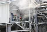 Orla. Ćwiczenia straży pożarnej w IKEA Industry [ZDJĘCIA]
