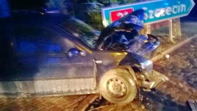 Wypadek w Mieszkowicach