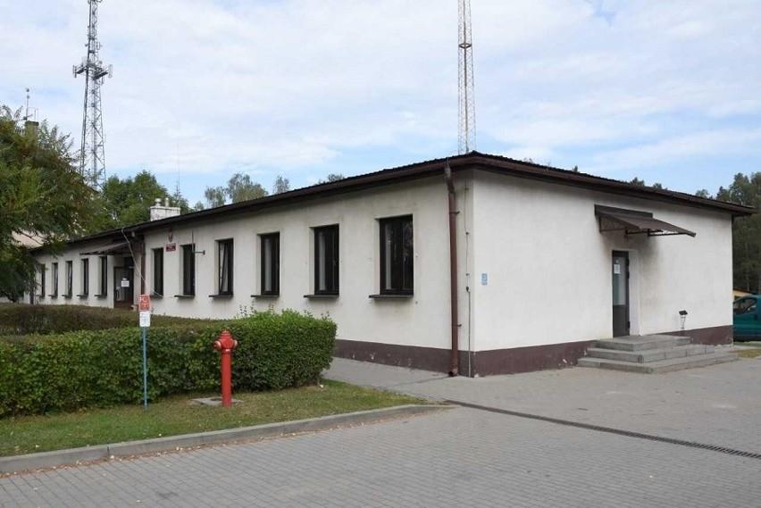 Obecna placówka Straży Granicznej w Korczowej będzie rozbudowana.
