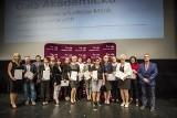 Dąbrowa Górnicza: studenci Akademii WSB odebrali dyplomy ukończenia studiów podyplomowych ZDJĘCIA