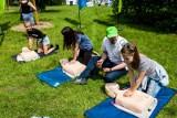 Młodzi siatkarze będą się uczyć jak udzielić pierwszej pomocy