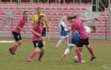 Inowrocław. IV liga piłki nożnej kobiet. IKKP Noteć Inowrocław- Mustang Wielgie 5:1. Zdjęcia z meczu