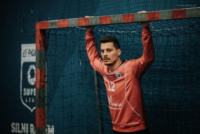 Goran Andjelić reprezentował Stal już w poprzednim sezonie