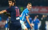 Arkadiusz Milik trafił po raz dziewiąty i dziesiąty w Serie A. W meczu Napoli - Bologna dwukrotnie pokonał Łukasza Skorupskiego [WIDEO]