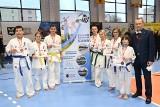 Klub Karate Morawica i zawodnicy z Piekoszowa wystąpili na Ogólnopolskim Turnieju Karate Młodzieży Bartoszyce CUP (ZDJĘCIA)