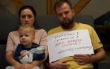 Olek Lewandowski z Czarnej Wody potrzebuje najdroższego leku na świecie. Chłopiec cierpi na SMA. Trwa zbiórka pieniędzy na leczenie malucha