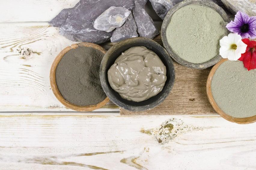 Glinki kosmetyczne to przydatny środek łagodzący skutki...