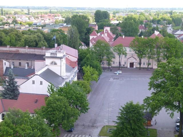 Stary Rynek w Łowiczu