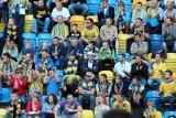 Kibice na meczu Arka Gdynia - GKS Bełchatów (ZDJĘCIA)
