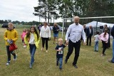 W Nieznamierowicach, w gminie Rusinów zostało oddane do użytku nowe boisko sportowe. Była okazja do rozegrania zawodów