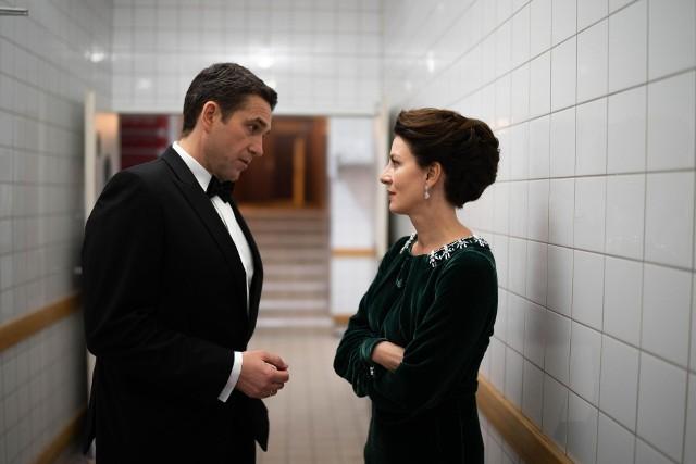 """W filmie """"Teściowie"""" zobaczymy Marcina Dorocińskiego i Maję Ostaszewską w nietypowych dla siebie komediowych rolach"""