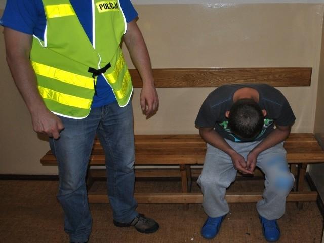 22-latek i jego starszy o 5 lat kompan to mieszkańcy gminy Pruszcz. Kradli sprzęt w Świeciu