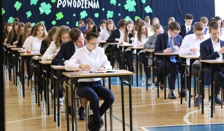 Egzamin ósmoklasisty odbędzie się w kwietniu 2019