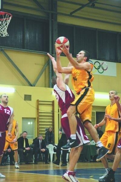 Kamila Zakrzewskiego i jego kolegów czeka jutro niezwykle ważny mecz