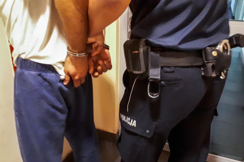 Policjanci zatrzymali trzech podejrzanych o włamania i kradzieże