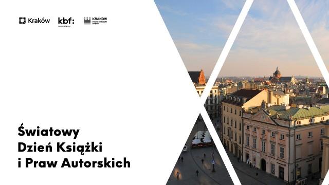Jak Kraków będzie celebrował Światowy Dzień Książki wypadający 23 kwietnia?