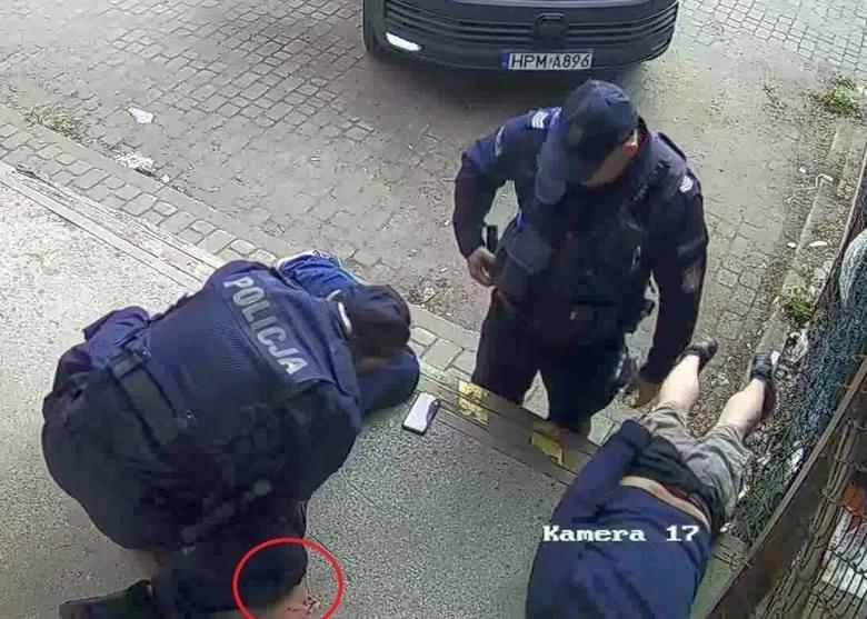 Policyjna interwencja na Białostoczku miała zaskakujący...