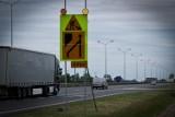 Utrudnienia na autostradzie A4, bo pracują drogowcy